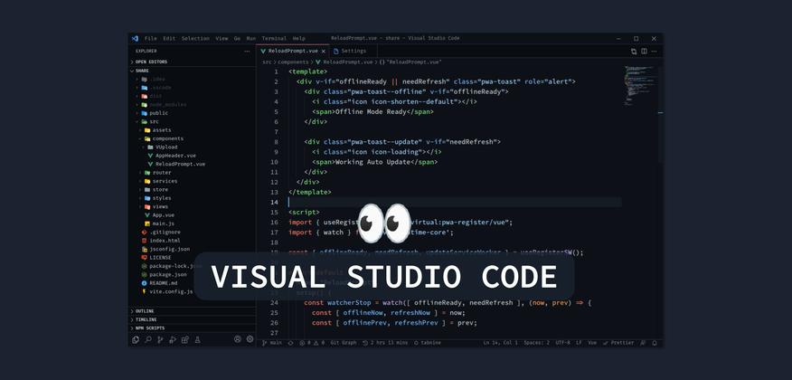 Cover image for Gue Bosen Sama VS Code, dan Ini yang Gue Lakuin! 😤